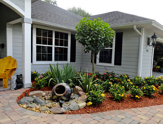 Contact Us Image - Gardening Services